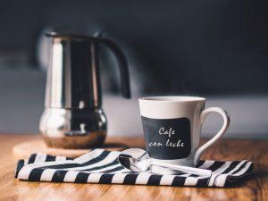 cafe con leche from Miami